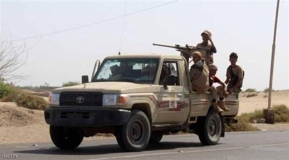 قوات مقاومة يمنية (أرشيف)
