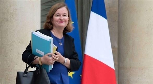 الوزيرة المكلفة بالشؤون الأوروبية في الخارجية الفرنسية ناتالي لوازو (أرشيف)