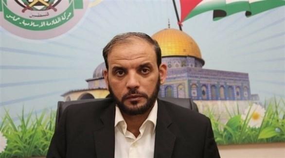 عضو المكتب السياسي للحركة حسام بدران (أرشيف)