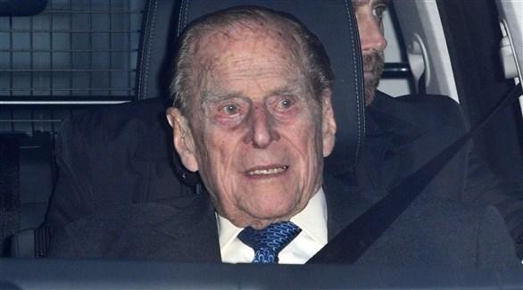 زوج ملكة بريطانيا الأمير فيليب (أرشيف)