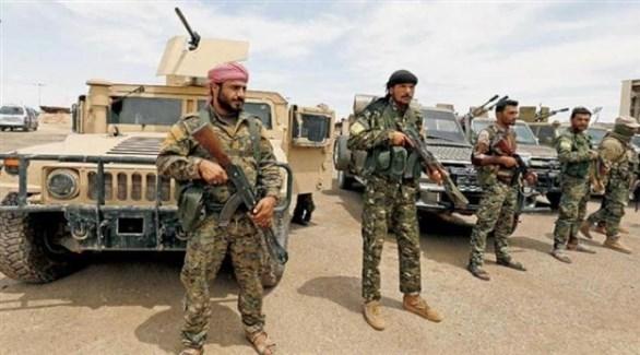 قوات تابعة لقسد في الشمال السوري (أرشيف)