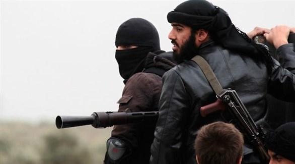 عناصر مسلحة في سوريا (أرشيف)