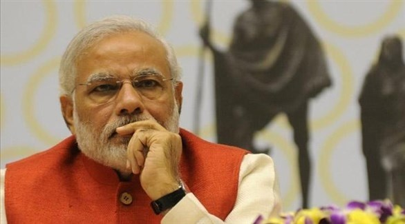 رئيس الوزراء الهندي ناريندرا مودي (أرشيف)