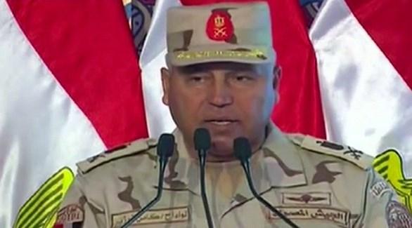 اللواء كامل الوزير مُرشح السيسي لتولي وزارة النقل (أرشيف)