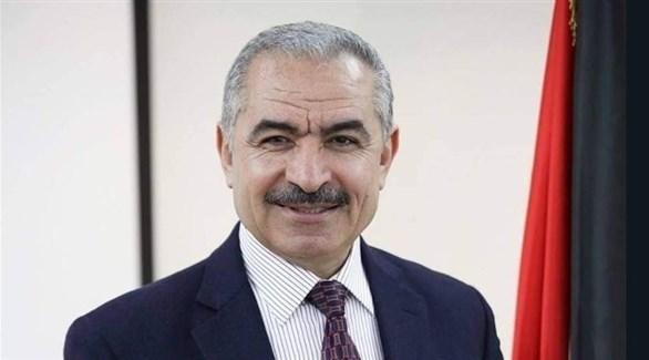 محمد اشتيه المكلف بتشكيل الحكومة الفلسطينية (أرشيف)