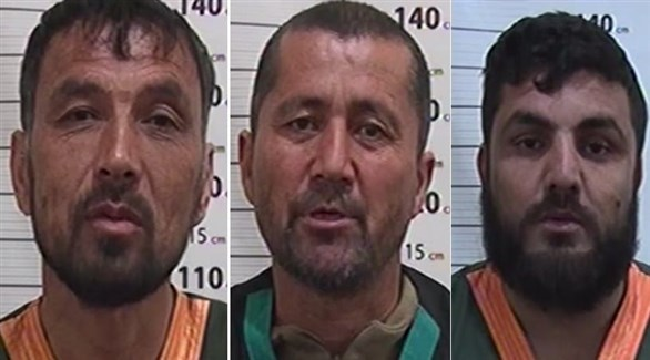 عناصر حركة طالبان الإرهابية (خاما برس)