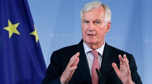 كبير مفاوضي الاتحاد الأوروبي ميشيل بارنييه (أرشيف)