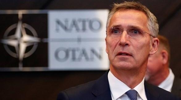 أمين عام حلف الناتو ينس ستولتنبرغ (أرشيف)