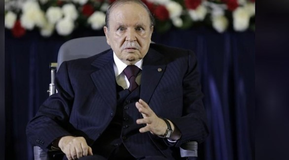 الرئيس الجزائري عبدالعزيز بوتفليقة (أرشيف)