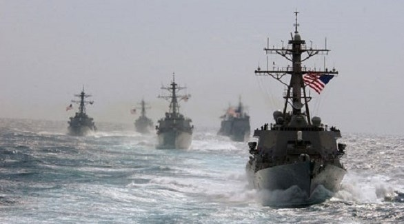 سفن للبحرية الأمريكية (أرشيف)