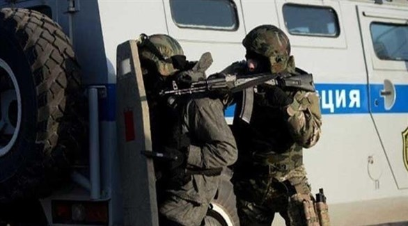 لجنة مكافحة الإرهاب الروسية (أرشيف)