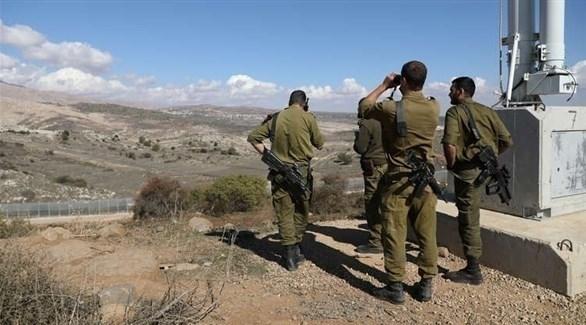 قوات الجيش الإسرائيلي في هضبة الجولان (أرشيف)