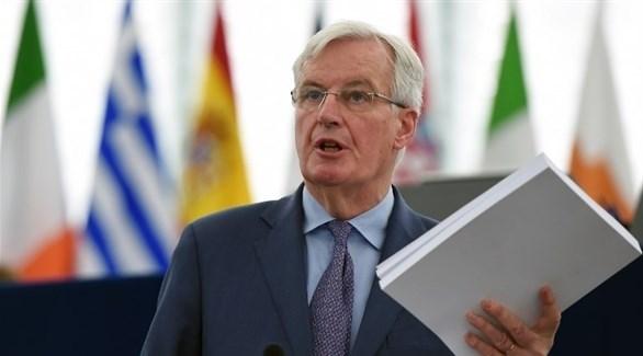 كبير مفاوضي الاتحاد الأوروبي لشؤون بريكست ميشال بارنييه (أرشيف)