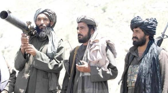 مسلحون من حركة طالبان (أرشيفية)