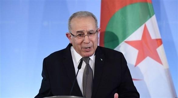نائب الوزير الأول الجزائري رمطان لعمامرة (أرشيف)