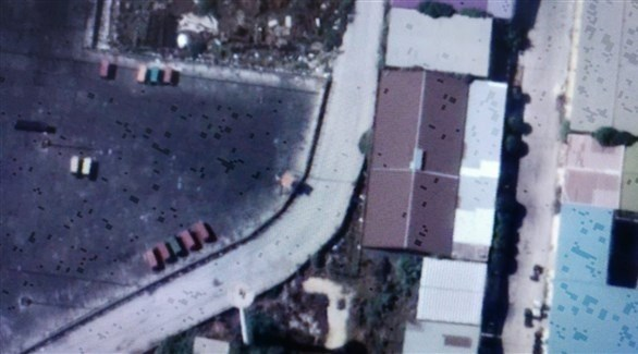 مخزن إيراني في ميناء اللاذقية السورية (i24NEWS)