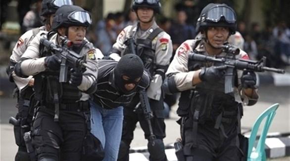الشرطة الإندونيسية(أرشيف)