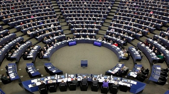 جلسة عامة في البرلمان الأوروبي (أرشيف)
