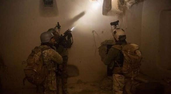 عناصر من القوات الخاصة في أفغانستان (أرشيف)