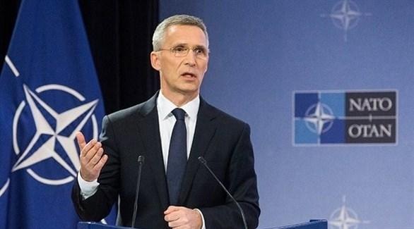 الأمين العام لحلف شمال الأطلسي الناتو ينس ستولتنبرغ (أرشيف)