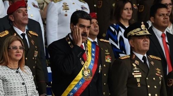 الرئيس الفنزويلي، نيكولاس مادورو (أرشيف)
