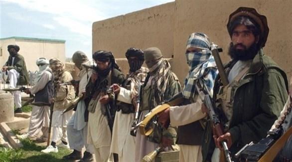 عناصر من طالبان في أفغانستان (أرشيف)