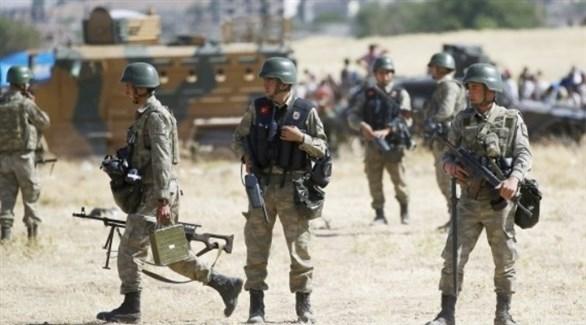 جنود أتراك في العراق (أرشيف)