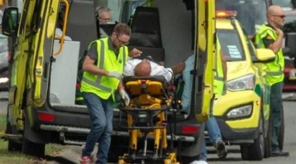 حادث نيوزيلندا الإرهابي