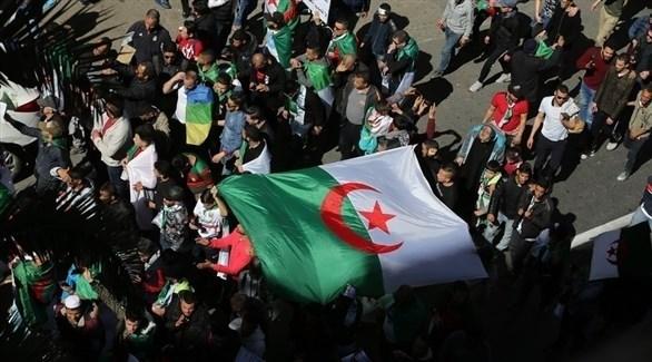 من احتجاجات الجزائر (إ ب أ)