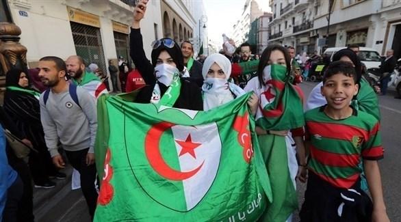 احتجاجات بالجزائر (إ ب إ)