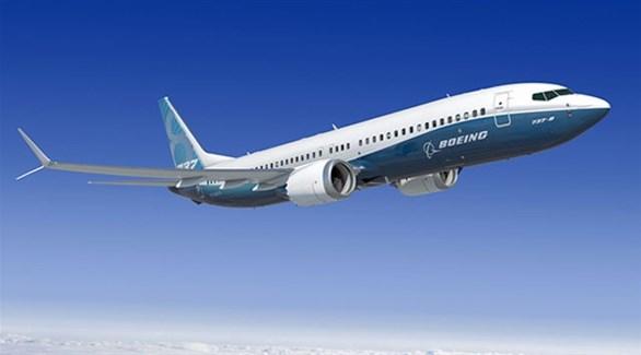 طائرة من طراز بوينغ 737 ماكس (أرشيف)