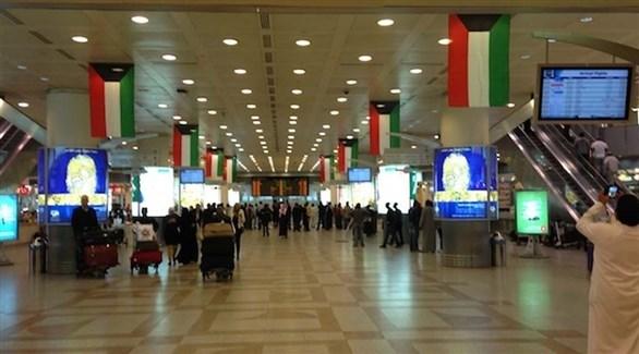 مطار الكويت (أرشيف)