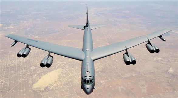 طائرة الاستطلاع الأمريكية بي-52 (أرشيف)