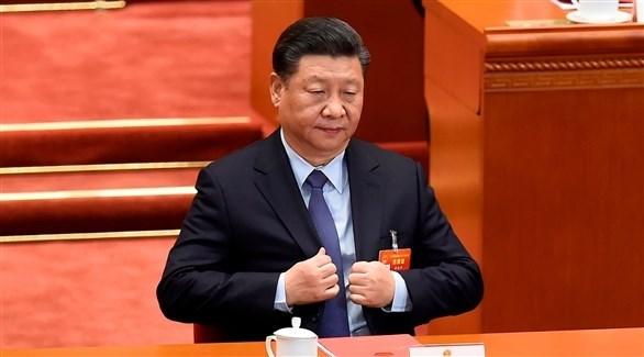 الرئيس الصيني شي جين بينغ (أ ف ب)