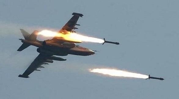 مقاتلة أمريكية تطلق صواريخاً في أفغانستان (أرشيف)