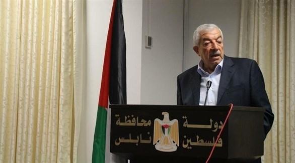 نائب رئيس حركة فتح محمود العالول (أرشيف)