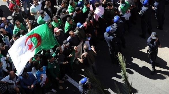 احتجاجات في الجزائر (إ ب أ)
