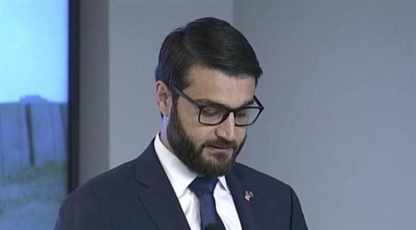 مستشار الرئيس الأفغاني لشؤون الأمن القومي حمد الله مهيب (أرشيف)