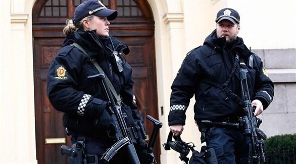 عناصر من الشرطة النرويجية (أرشيف)