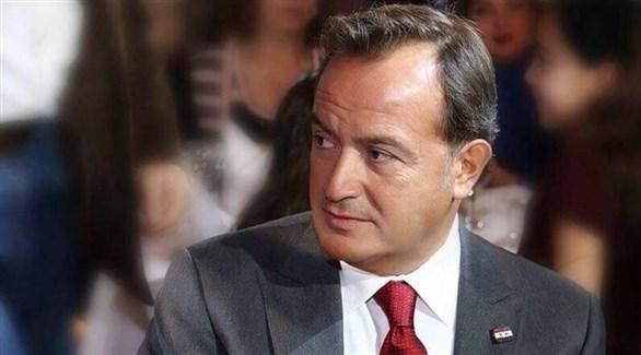 رجل الأعمال السوري مازن الترزي (أرشيف)