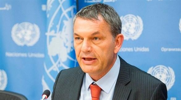 المنسق المقيم للأمم المتحدة في لبنان فيليب لازاريني (أرشيف)