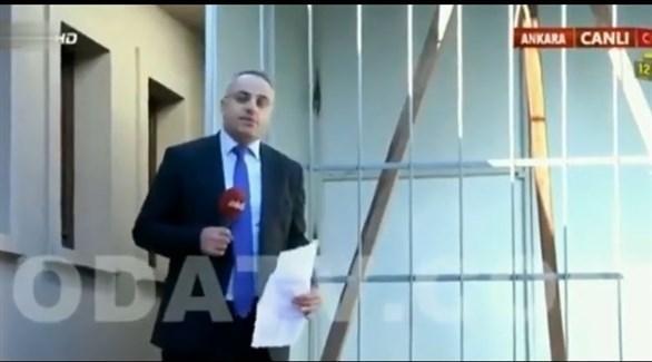 مراسل قناة