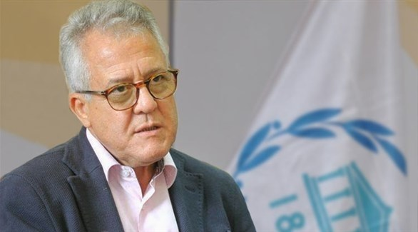 المتحدث باسم حزب التجمع الوطني الجزائري الصديق شهاب (أرشيف)