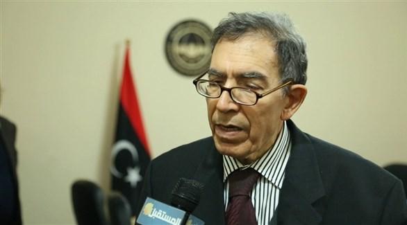 ممثل الأمين العام لجامعة الدول العربية إلى ليبيا صلاح الدين الجمالي (أرشيف)
