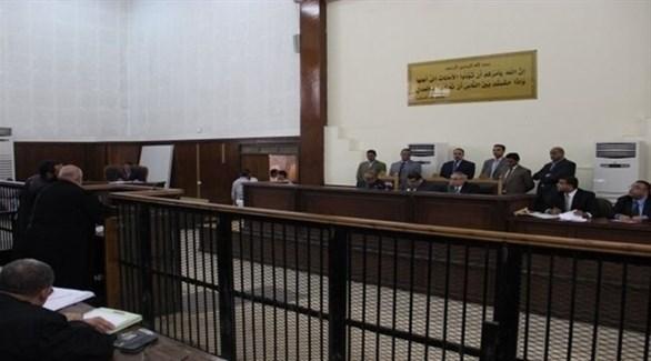 جلسة في محكمة مصرية (أرشيف)