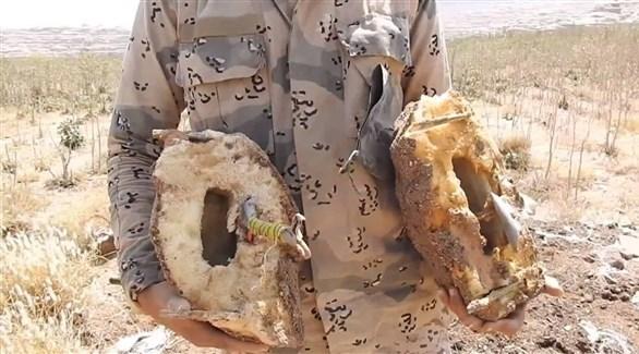ألغام ميليشيا الحوثي الإرهابية (أرشيف)