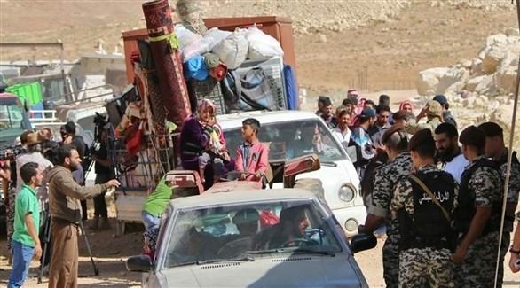 لاجؤون سوريون في لبنان (أرشيف)