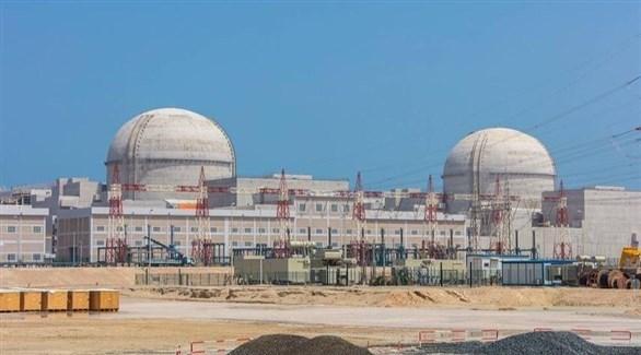 محطة براكة للطاقة النووية السلمية في أبوظبي (أرشيف)