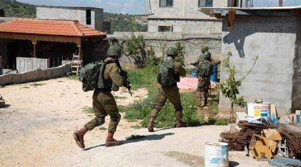 جنود إسرائيليون في الضفة الغربية (أرشيف)