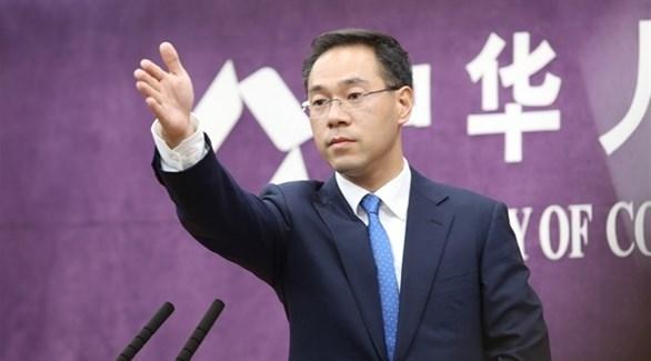 المتحدث باسم وزارة التجارة الصينية غاو  فنغ (أرشيف)